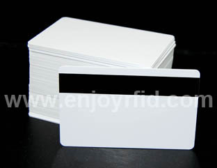 blank card Magnetic strip